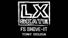 LX Tricks-Tony Sousa